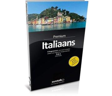 Eurotalk Premium Complete Cursus Italiaans - Premium taalcursus (DVD-Rom)