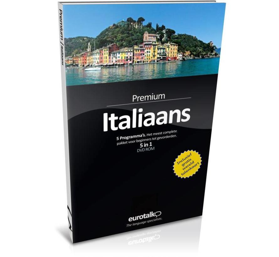 Premium complete taalcursus Italiaans