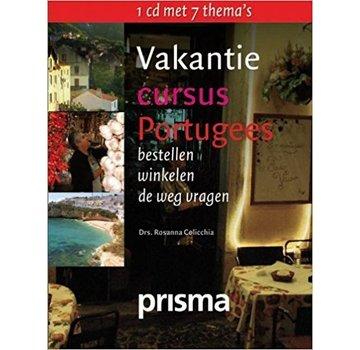 Prisma Download Vakantie cursus Portugees - Leer de Portugese taal (Audio taalcursus - Download)