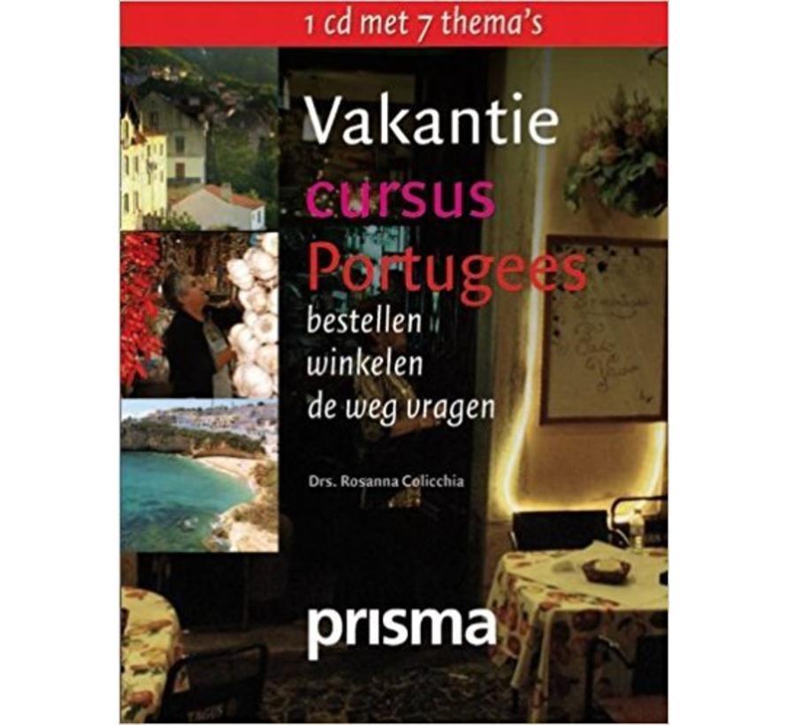 Vakantie Cursus Portugees - Audio taalcursus