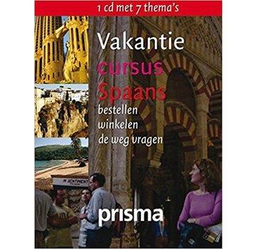 Prisma - Download taalcursussen Leer Spaans - Cursus Spaans voor vakantie [Download]