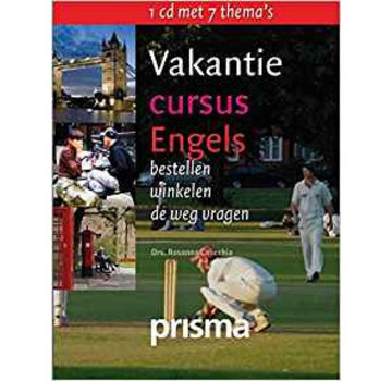 Prisma - Download taalcursussen Vakantie Cursus Engels - Download