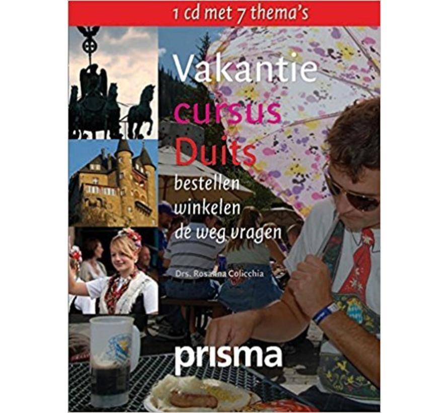 Vakantie Cursus Duits - Audio taalcursus