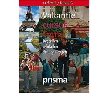 Prisma - Download taalcursussen Vakantie cursus Frans - Luistercursus Frans (Download)