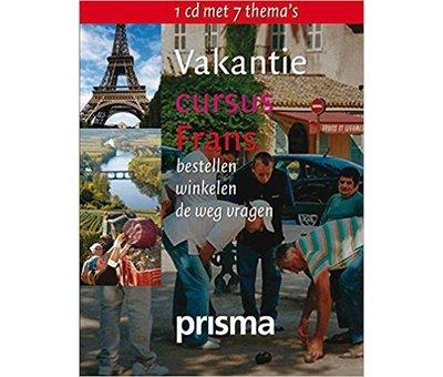 Prisma - Download taalcursussen Vakantie Cursus Frans - Audio taalcursus