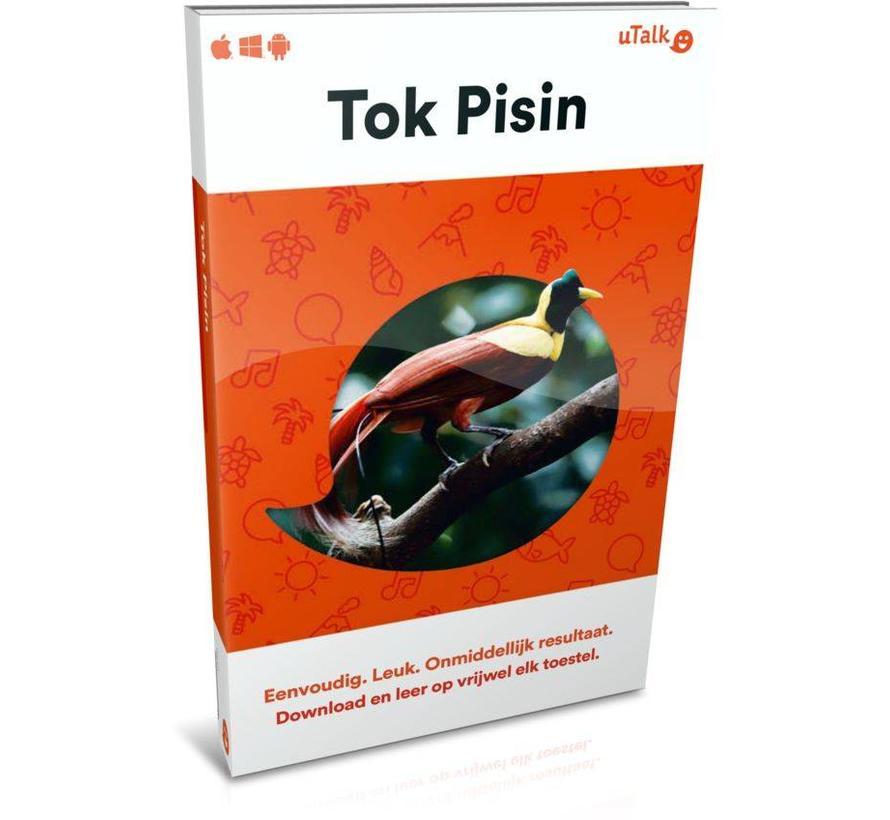 Leer Tok Pisin online - uTalk complete taalcursus