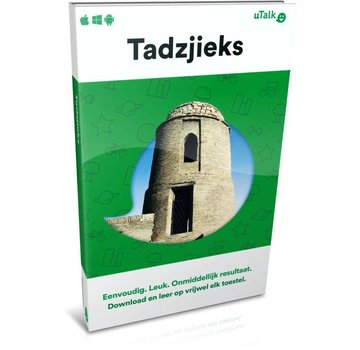 uTalk Online Taalcursus Leer Tadzjieks  online - uTalk complete taalcursus