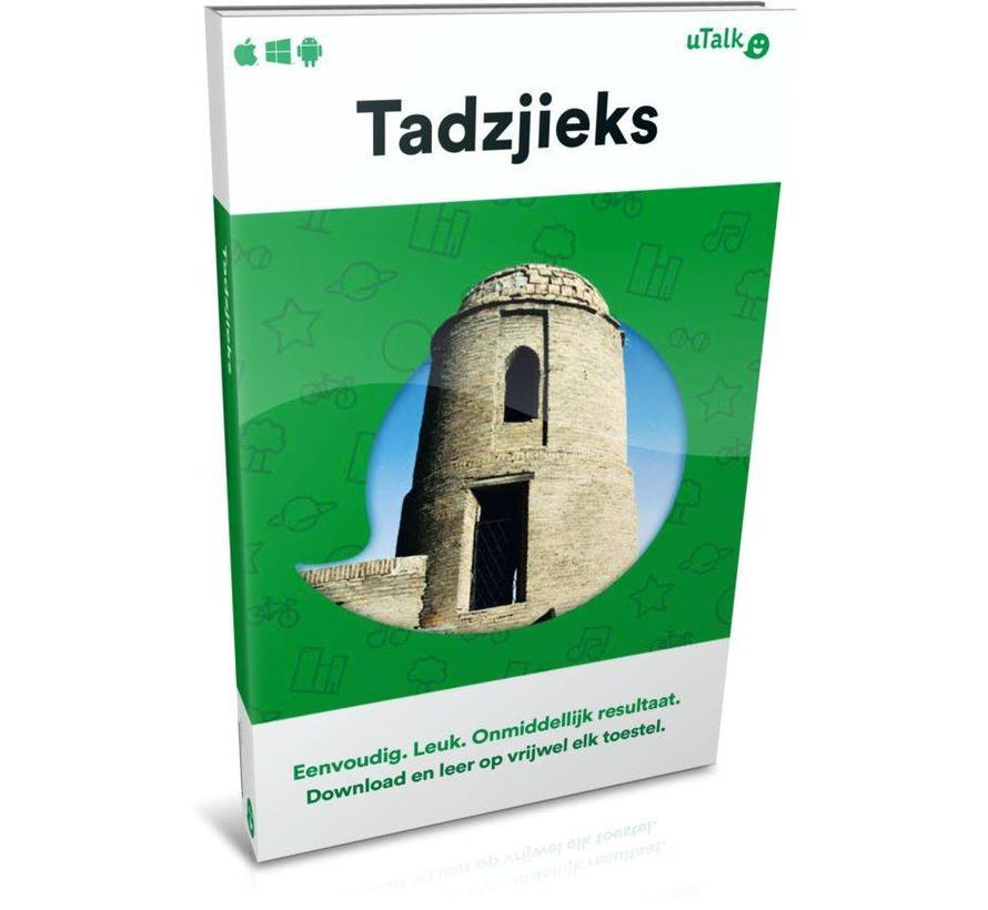 Leer Tadzjieks online - uTalk complete taalcursus