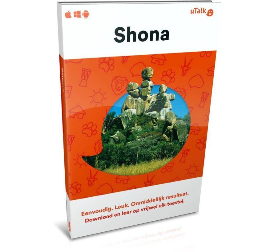 Leer Shona online - uTalk complete taalcursus
