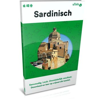 uTalk Leer Sardisch online - uTalk complete taalcursus