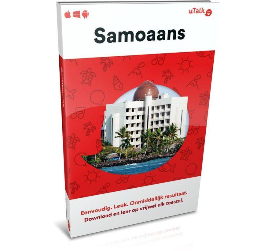 uTalk leer Samoaans - Online cursus