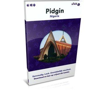 uTalk Online Taalcursus Pidgin leren ONLINE - Complete cursus Nigeriaans Pidgin