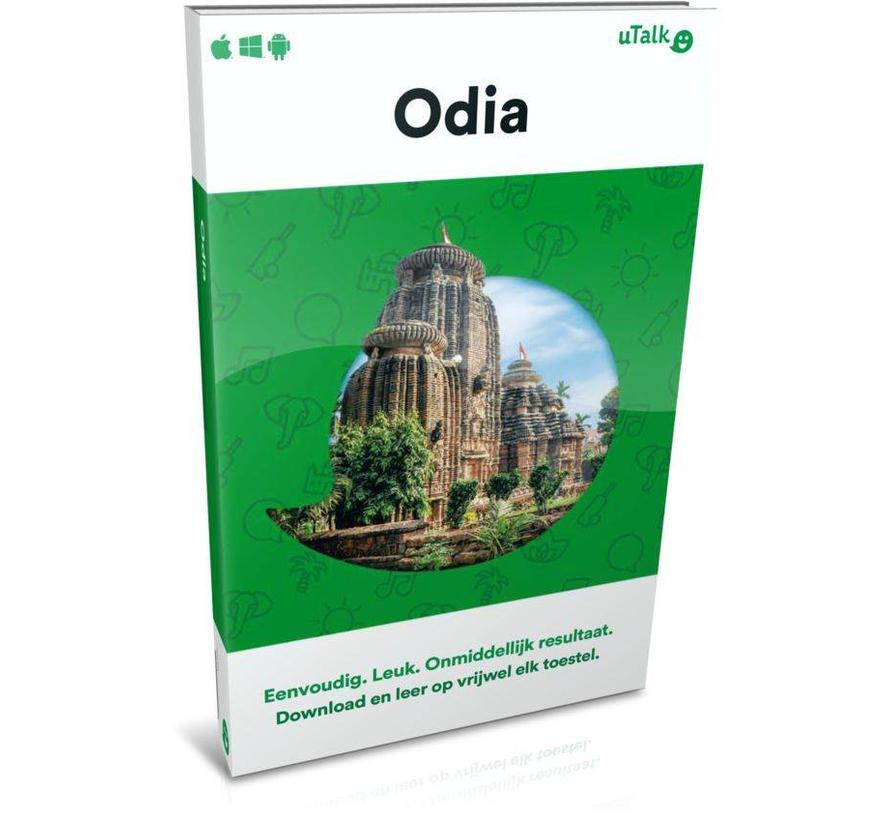 uTalk leer Odia - Online cursus