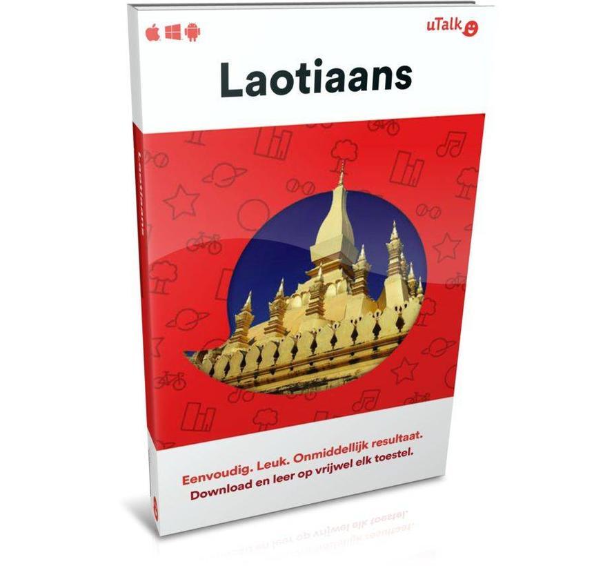 uTalk leer Lao - Online cursus