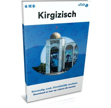 uTalk Leer Kirgizisch  online - uTalk complete taalcursus