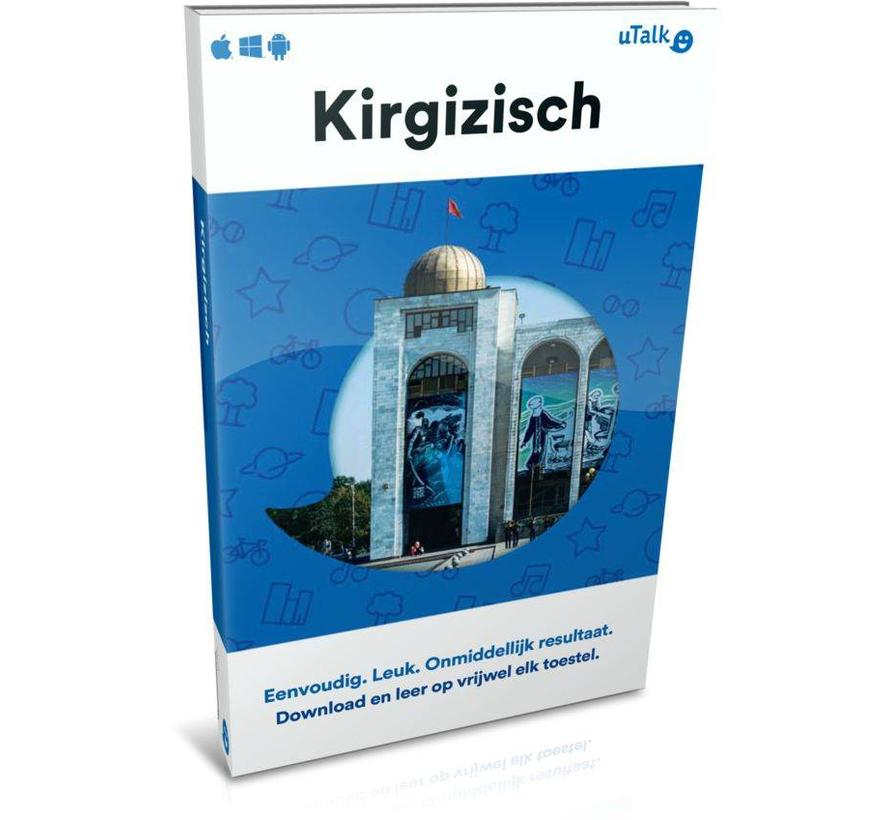uTalk leer Kirgizisch - Online cursus