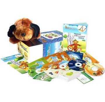 PetraLingua - Taalcursussen voor kinderen Engels  voor Kinderen - Compleet leerpakket Engels (Petra.Lingua)