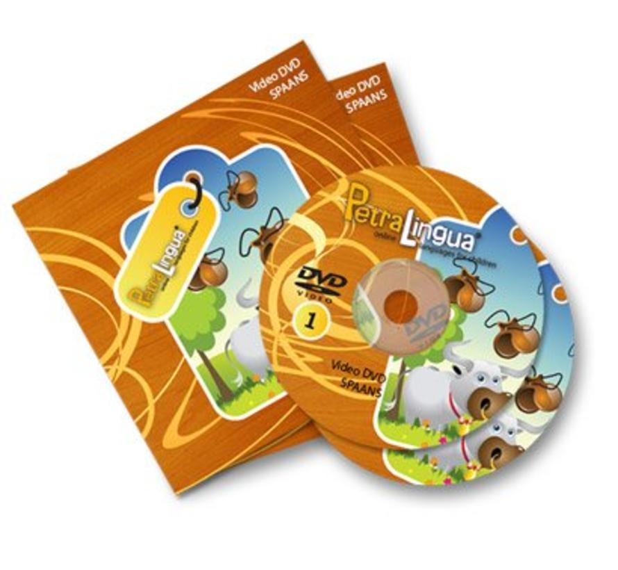 Petralingua Spaans voor kinderen van 3 - 12 jaar
