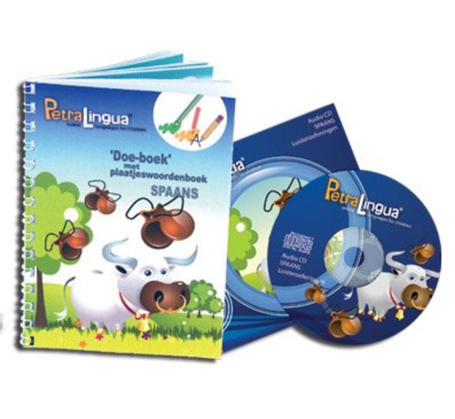 Compleet leerpakket Spaans voor kinderen