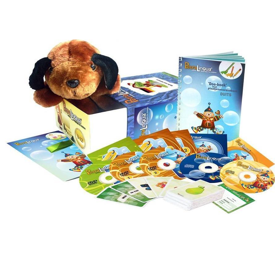 Petralingua Duits voor kinderen van 3 - 12 jaar