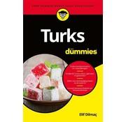 Talen leren voor Dummies - Leerboeken Turks leren voor Dummies (BOEK + AUDIO)
