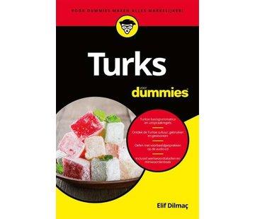 Talen leren voor Dummies - Leerboeken Leer Turks voor Dummies (Leerboek + Audio)
