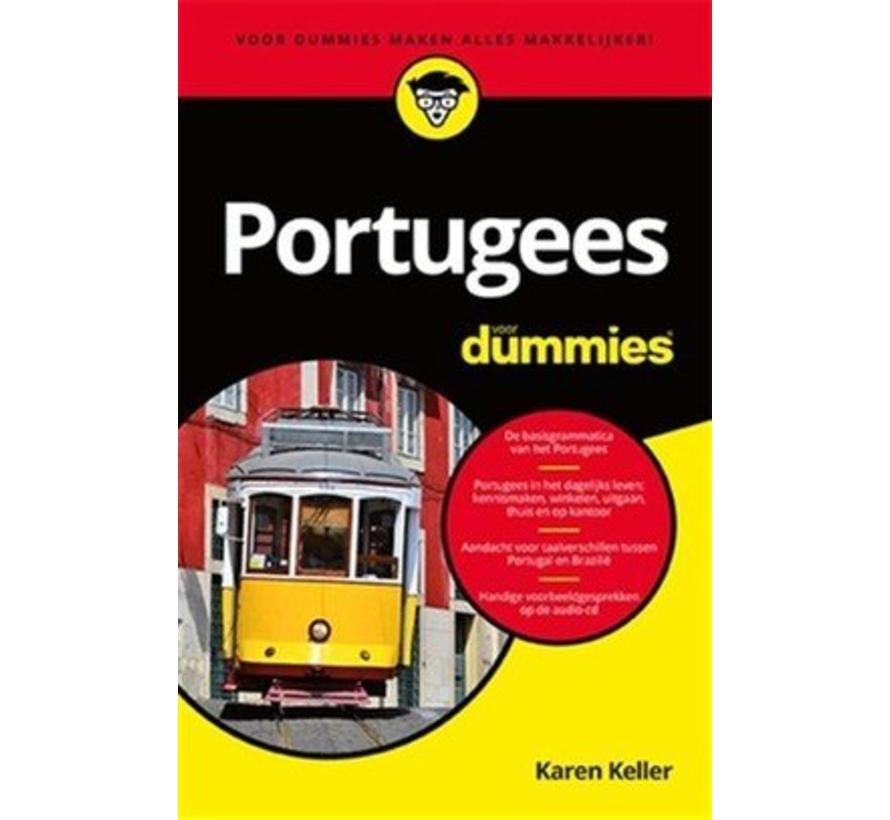 Portugees voor Dummies (Leerboek + Audio )