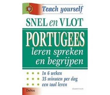 Deltas Snel en Vlot Portugees leren spreken en begrijpen