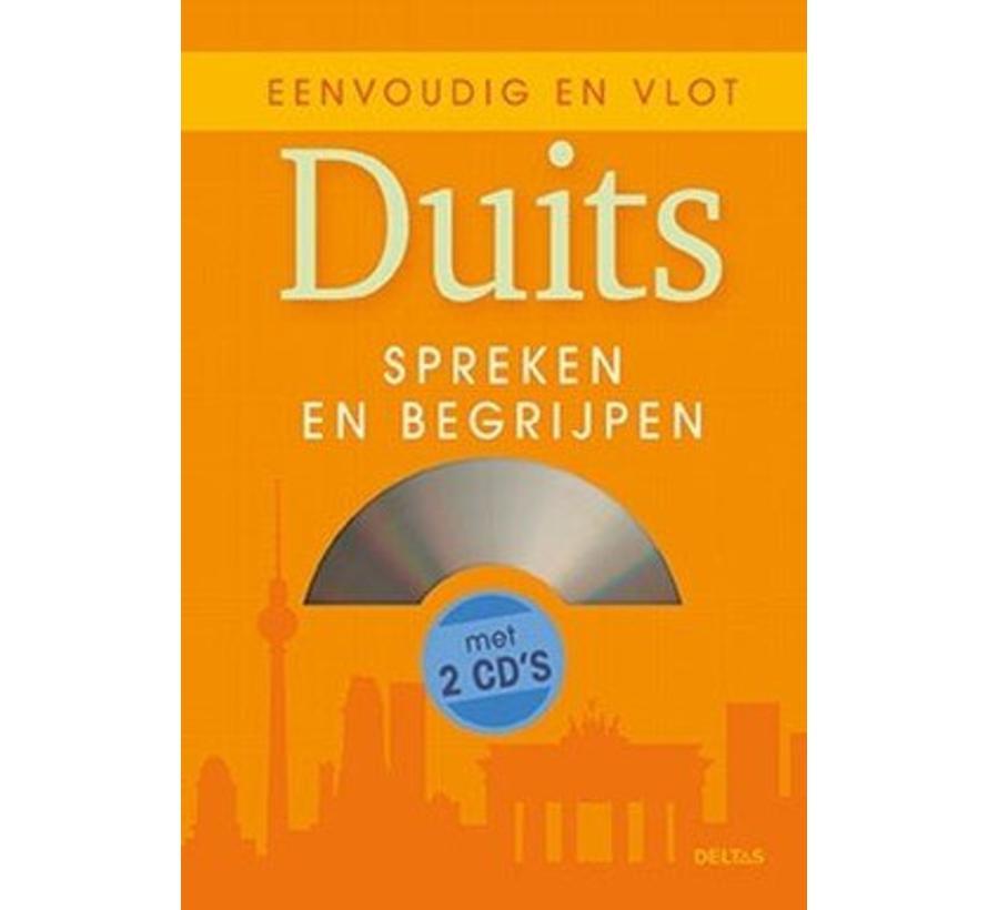 Eenvoudig en vlot Duits spreken en begrijpen (Leerboek)