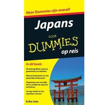 Talen leren voor Dummies - Leerboeken Japans op Reis voor Dummies - Japans leren (Boek)