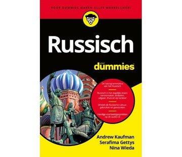 Talen leren voor Dummies - Leerboeken Russisch voor Dummies - Leer Russisch (Boek + Audio)