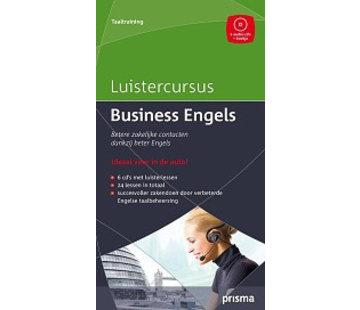 Prisma - Download taalcursussen Luistercursus Business Engels (Download)