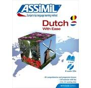 Assimil - Taalcursussen & Leerboeken Learn Dutch with Ease - Nederlands leren Boek + Audio CD's