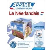 Assimil - Taalcursussen & Leerboeken Le Néerlandais Sans Peine - Nederlands leren vanuit Frans (Boek + Audio CD)
