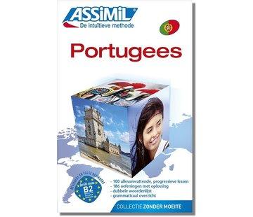 Assimil Portugees zonder moeite - Leerboek