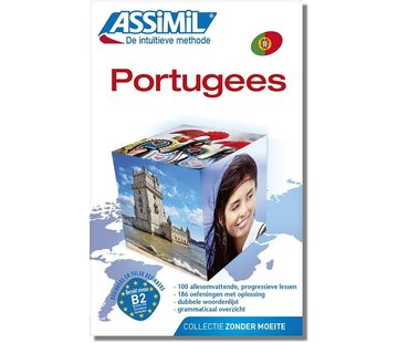 Assimil - Taalcursussen & Leerboeken Portugees zonder moeite - Leerboek