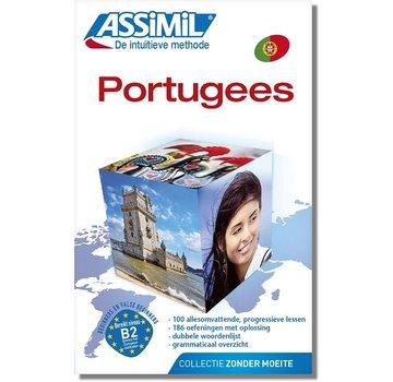 Assimil - Taalcursussen & Leerboeken Portugees zonder moeite - Leerboek Portugees (A1 - B2)