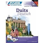 Assimil - Taalcursussen & Leerboeken Duits leren zonder moeite - Boek + CD + Audio