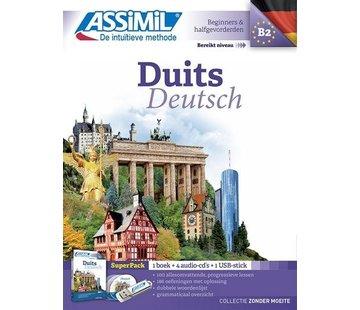 Assimil Duits leren zonder moeite - Boek + CD + Audio