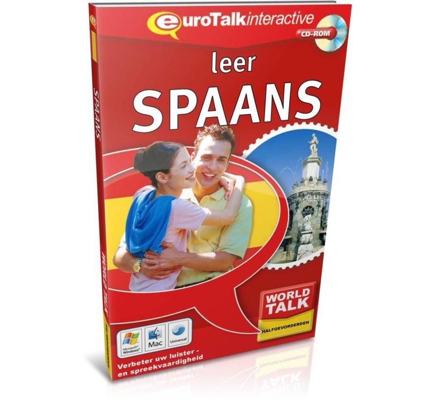 Cursus Spaans voor gevorderden