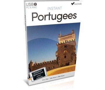 Eurotalk Instant Instant Portugees voor Beginners | Leer Portugees voor Beginners
