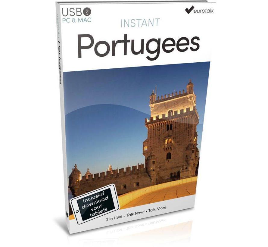 Instant Portugees voor Beginners