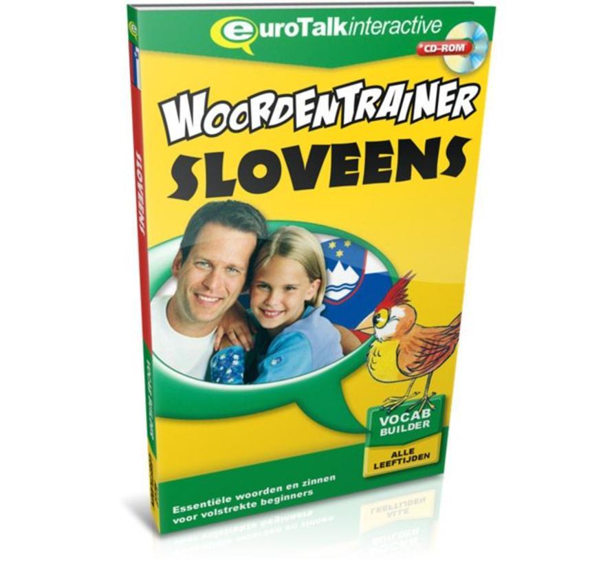 Sloveens voor kinderen - Woordentrainer Sloveens