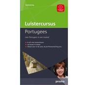Prisma - Download taalcursussen Luistercursus Portugees (Download) - Leer Portugees voor Beginners