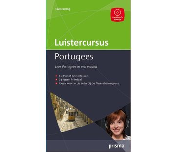 Prisma Download Prisma Luistercursus Portugees  (Download)