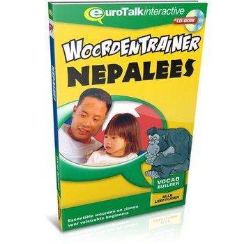 Eurotalk Woordentrainer ( Flashcards) Nepalees voor kinderen - Woordentrainer Nepalees