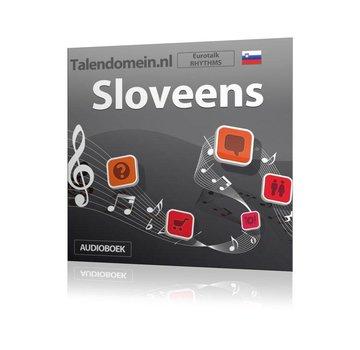 Eurotalk Rhythms Leer Sloveens voor Beginners  - Audio Taalcursus  (Download)