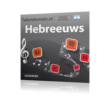 Eurotalk Rhythms Leer Hebreeuws voor Beginners - Audio taalcursus (Download)