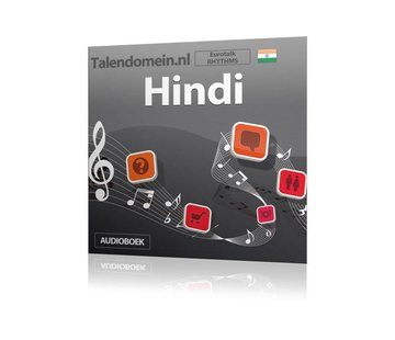 Eurotalk Rhythms Leer Hindi voor Beginners - Audio taalcursus (Download)