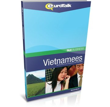 Eurotalk Talk Business Cursus Zakelijk Vietnamees - Talk Business Vietnamees